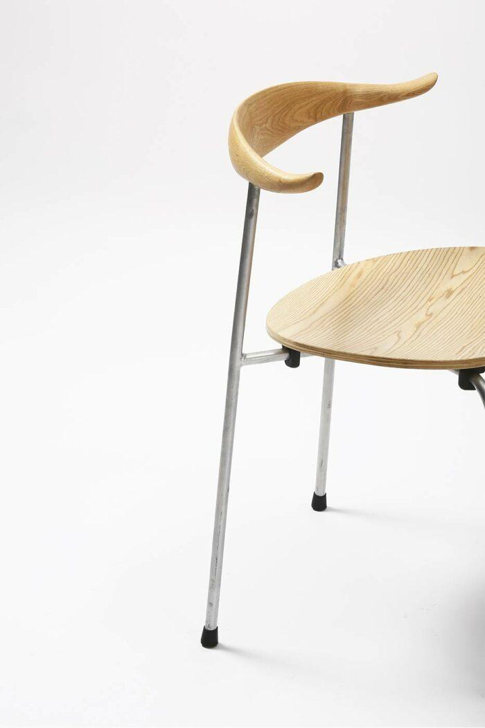 Falch frische rimelig designmøbler fra norge i eik
