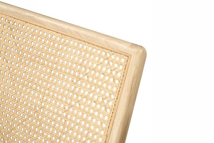 Falch & Frische lounge stol i dansk norsk nordisk design laget av ask.