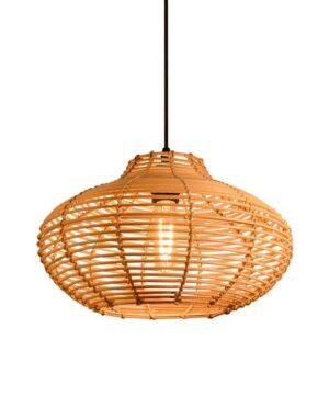 Lampe i bambus fra norske Falch & Frische